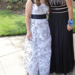 Morgan & Co. prom dress, EUC